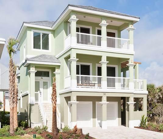 Cinnamon Beach Dancing Dolphin, 6 bedrooms, elevator, private pool, spa, hd - Image 1 - Palm Coast - rentals