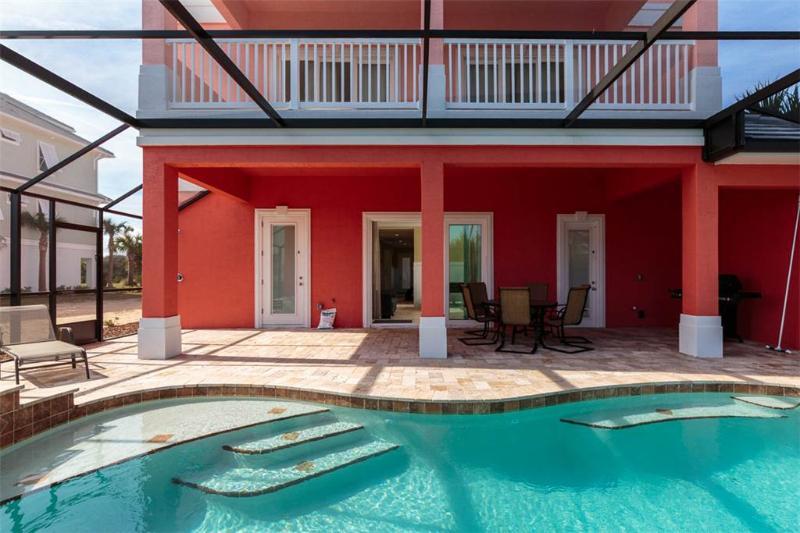 Cinnamon Beach, Flamingo Haven, 7 Bedrooms, Pool, Spa, Elevator, HDTV - Image 1 - Palm Coast - rentals
