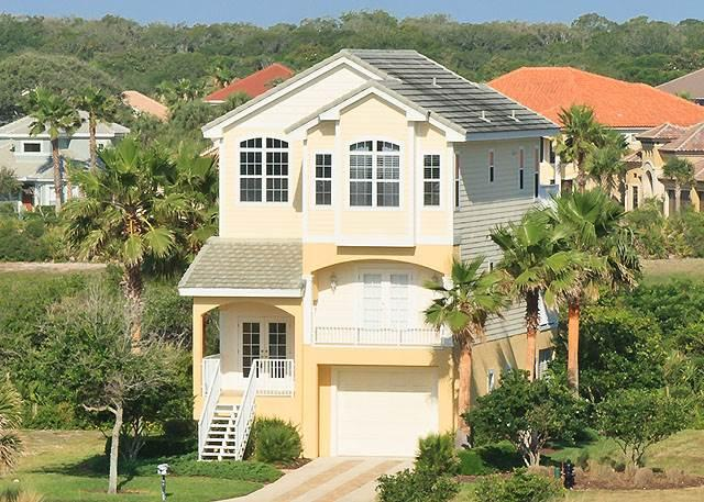 Manatee, 3 Bedrooms, Cinnamon Beach, Pet Friendly, WiFi, Sleeps 8 - Image 1 - Palm Coast - rentals