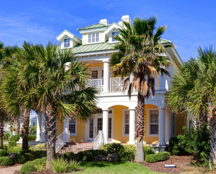 Ocean Way, 4 Bedrooms, Cinnamon Beach, WiFi, Sleeps 8 - Image 1 - Palm Coast - rentals