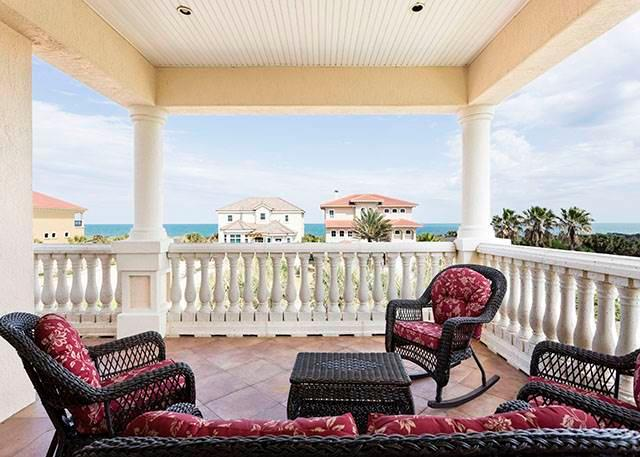 Florence By the Sea, OceanView, Private Pool, Spa, 6 BRs, Elevator,HDTV, Wi - Image 1 - Palm Coast - rentals
