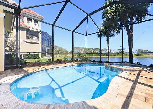 Sanctuary, 4 Bedrooms, Ocean Hammock, Private Pool, WiFi, Sleeps 10 - Image 1 - Palm Coast - rentals