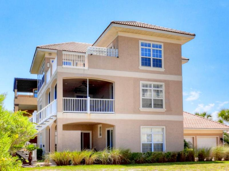 Sea Dream, 7 Bedrooms, Ocean View, Private Pool, Pet Friendly, Sleeps 14 - Image 1 - Palm Coast - rentals