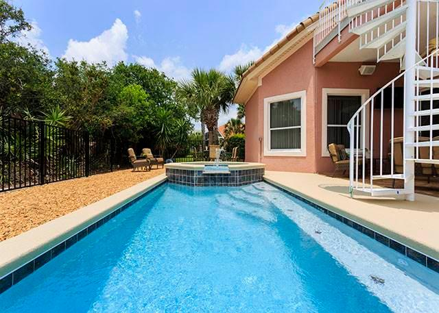 Casa Del Sol, 5 Bedrooms, Private Pool, Ocean Hammock, Sleeps 8 - Image 1 - Palm Coast - rentals