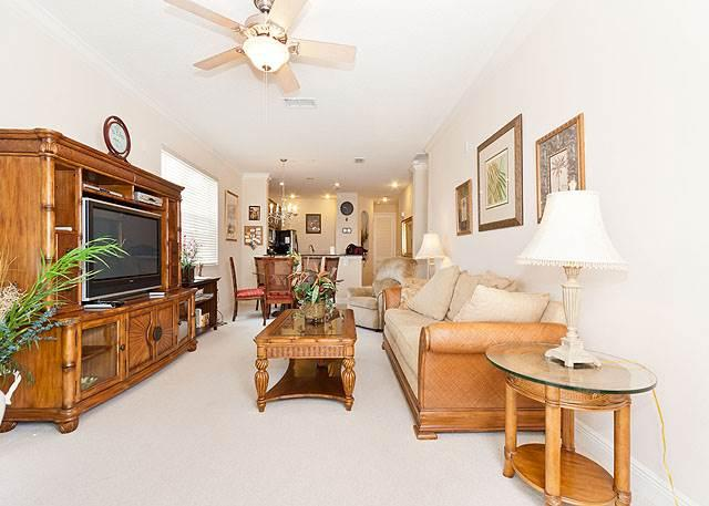 Tidelands 1817, 2 Bedrooms, Ground Floor, 2 Pools, Gym, WiFi, Sleeps 4 - Image 1 - Palm Coast - rentals