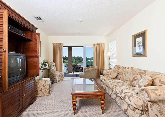 Canopy Walk 635, 3 Bedrooms, 3rd Floor, Intracoastal View, WiFi, Sleeps 8 - Image 1 - Palm Coast - rentals
