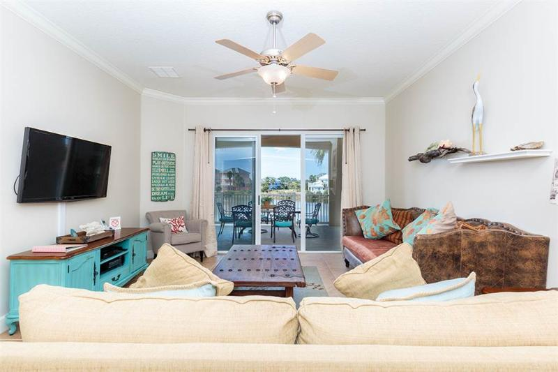 924 Cinnamon Beach, 3 Bedroom, 2 Pools, Elevator, WiFi, Sleeps 10 - Image 1 - Saint Augustine Beach - rentals