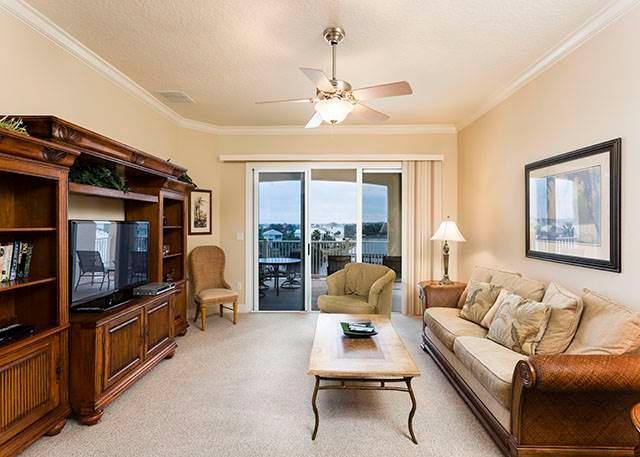 Cinnamon Beach 1144, 4th Floor, Elevator, 2 Heated Pools, HDTV, Wifi, Spa - Image 1 - Palm Coast - rentals