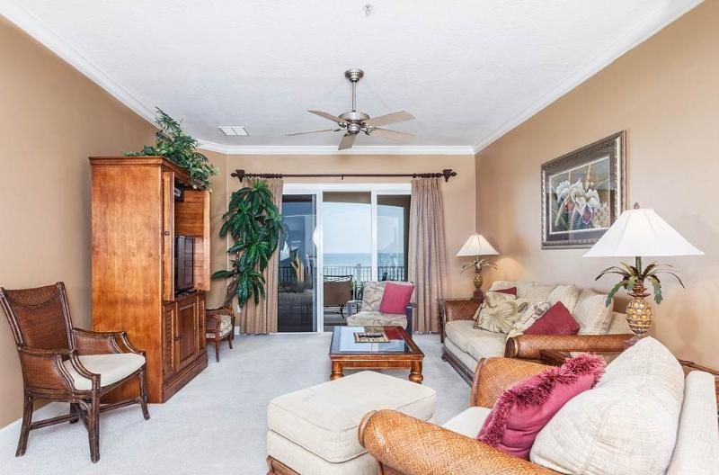 634 Cinnamon Beach, 3 Bedroom, Ocean Front, 2 Pools, Elevator, Sleeps 8 - Image 1 - Palm Coast - rentals