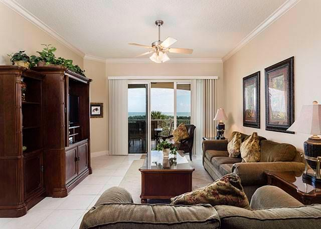 Cinnamon Beach 824, Ocean Front 2nd floor, Ocean Balcony, Wifi - Image 1 - Palm Coast - rentals