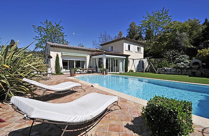 Villa Marinne - Image 1 - Biot - rentals