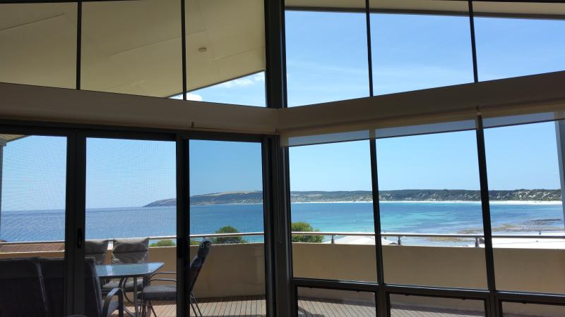 Birubi Apartment views - BIRUBI HOLIDAY HOMES Apartment A, award winning accommodation. - Emu Bay - rentals