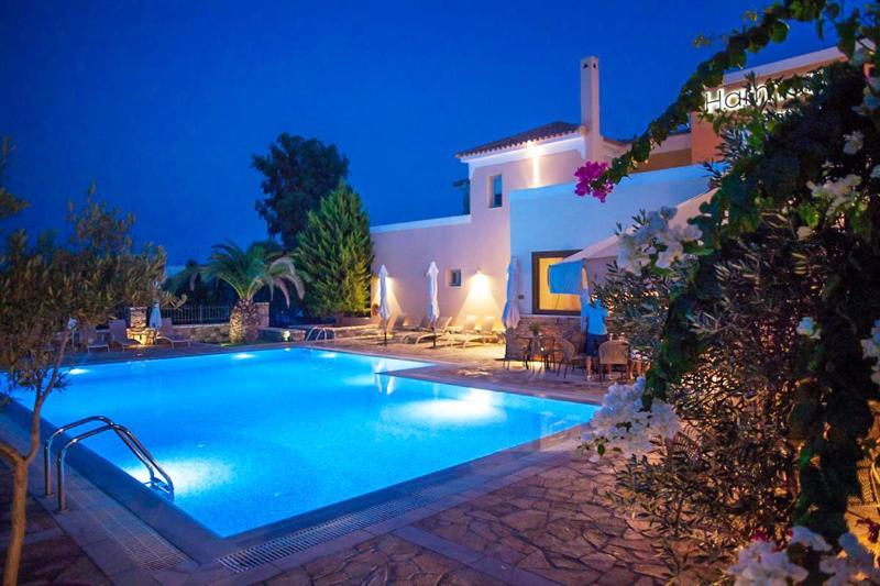 Harmony Hotel Apartments-Peloponnese - Harmony Hotel Apartments Maisonette KALYPSO 2-5per - Longos - rentals