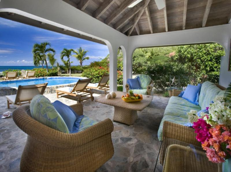 Newly Renovated four bedroom estate - Image 1 - Virgin Gorda - rentals