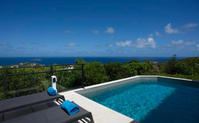Alouette - Ideal for Couples and Families, Beautiful Pool and Beach - Image 1 - Saint Barthelemy - rentals