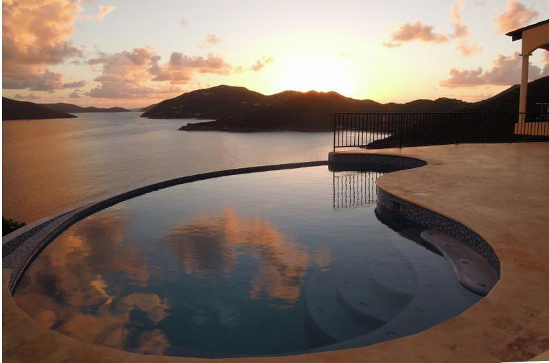 AnaCapri Estate - Ideal for Couples and Families, Beautiful Pool and Beach - Image 1 - Tortola - rentals