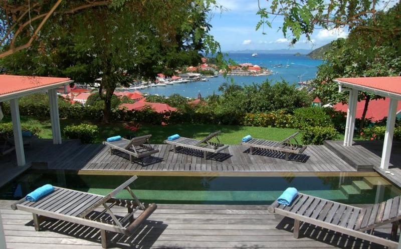 Angelina - Ideal for Couples and Families, Beautiful Pool and Beach - Image 1 - Gustavia - rentals