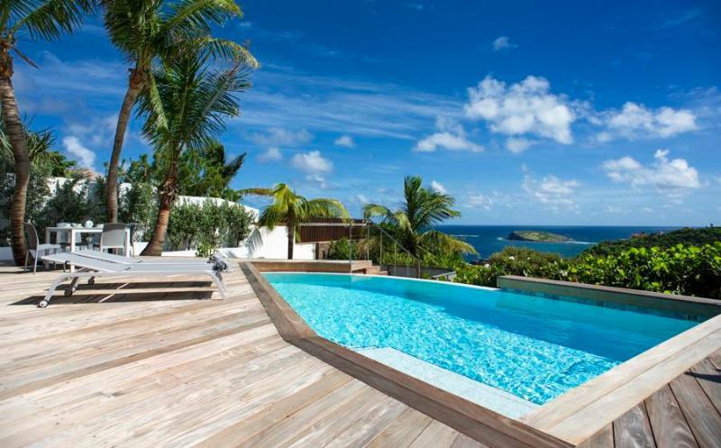 Charming villa in Pointe Milou - Image 1 - Pointe Milou - rentals