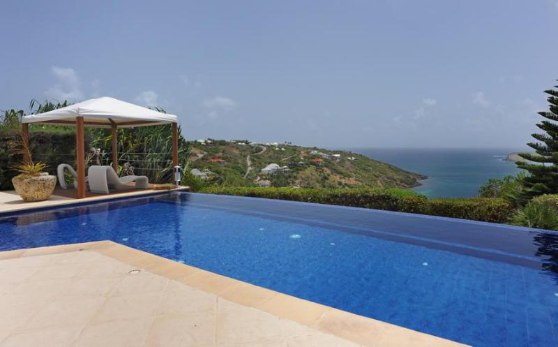 Bel Ombre - Ideal for Couples and Families, Beautiful Pool and Beach - Image 1 - Marigot - rentals