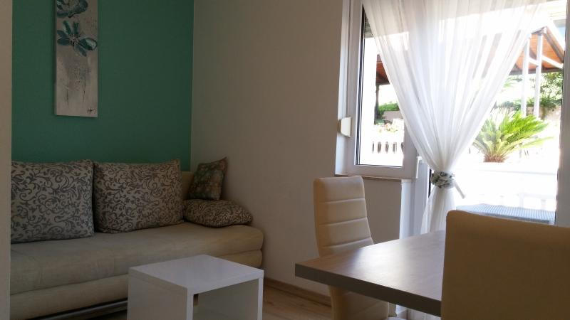 Living room - Apartments Johnny A3 close to beach and Split cent - Podstrana - rentals