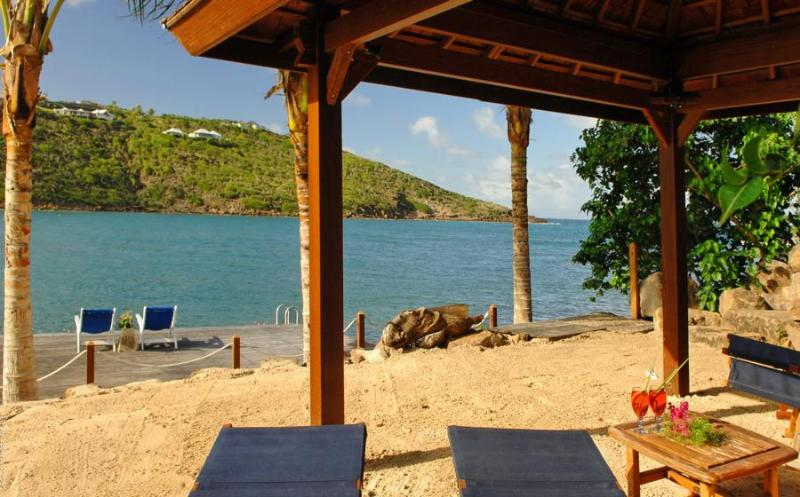 Super Private, Ideal for Couples & Families, Heated Pool, Private Dock for Swimming - Image 1 - Marigot - rentals