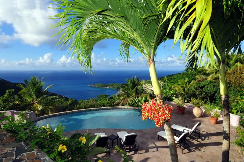 Canefield House - Ideal for Couples and Families, Beautiful Pool and Beach - Image 1 - Tortola - rentals