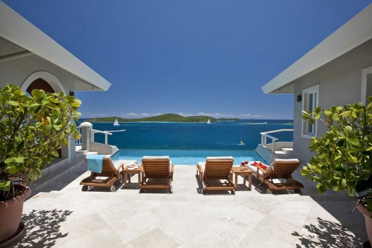 Cabrita Cliff Haus|Cabrita Point, St. Thomas, USVI|5 Bedrooms, 5.5 Baths - Image 1 - Saint Thomas - rentals