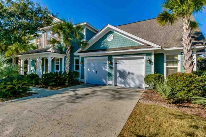 North Beach Plantation Beach Home Banyon 472. 4 BR 3.5 BA. Sleep 12. Private - Image 1 - North Myrtle Beach - rentals
