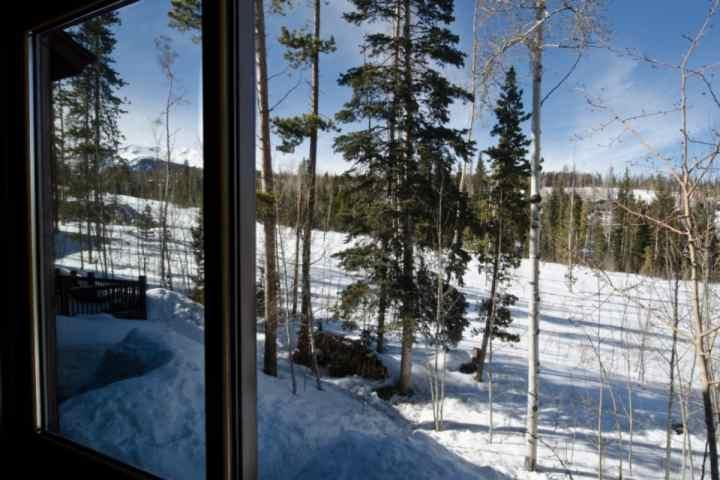 Amazing View from Living Room - Best Value in Wildernest! Dog Friendly / Open Views of Back Country/Trails - Silverthorne - rentals