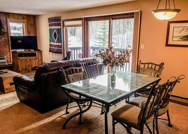 Timber Falls condo 2 bedrooms 2 bathrooms in East Vail Silver to Gold rating - Image 1 - Vail - rentals