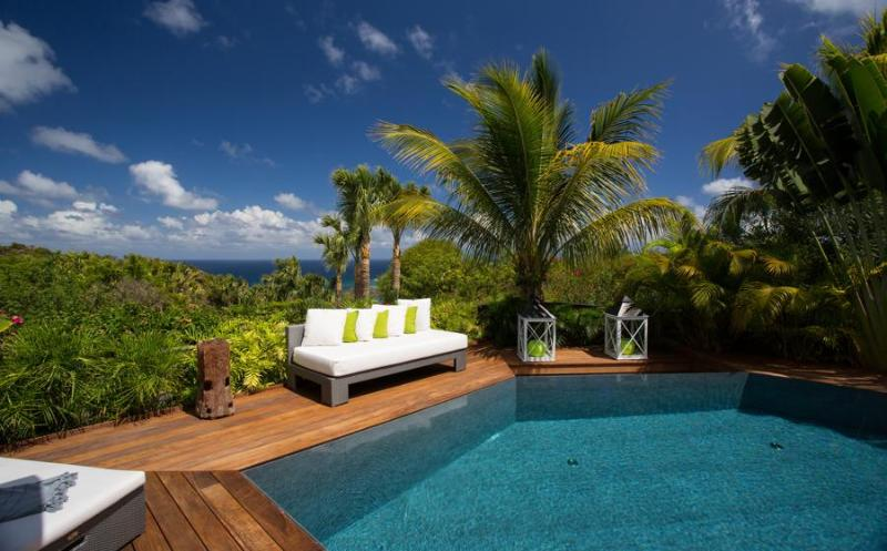 Carmen - Ideal for Couples and Families, Beautiful Pool and Beach - Image 1 - Saint Barthelemy - rentals
