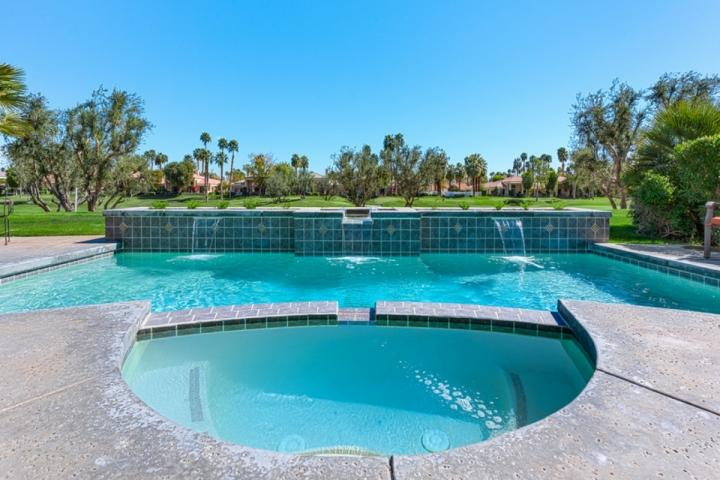 Stunning PGA West Palmer Poolside Home w/Casita - Image 1 - La Quinta - rentals