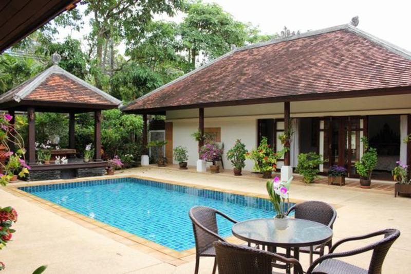 Andaman Residences  - 123 Villa  Susie - Image 1 - Bang Tao Beach - rentals