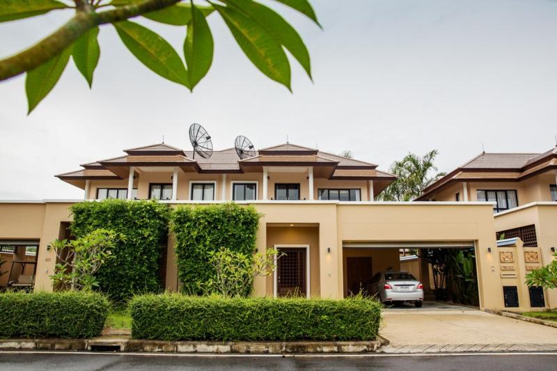 Andaman Residences - 130 Villa Outrigger - Image 1 - Bang Tao Beach - rentals