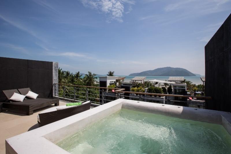 Andaman Residences - 157 Villa Sonrisa - Image 1 - Phuket - rentals