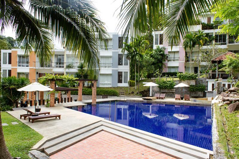 Andaman Residences - 165 Condo Kamil - Image 1 - Kamala Beach - rentals