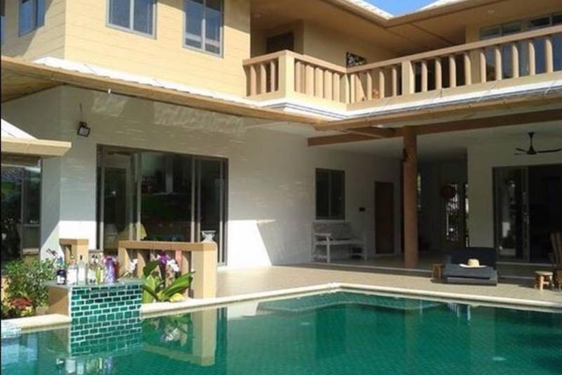 Andaman Residences - 202 Villa Casa Sakoo - Image 1 - Nai Thon - rentals