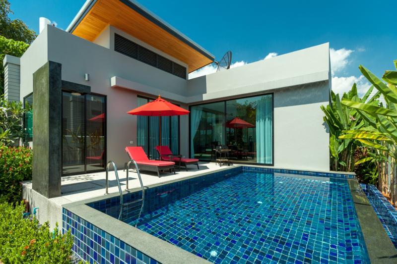 Andaman Residences - 216 Villa Baan Bua - Image 1 - Kata - rentals
