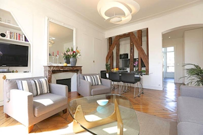 Welcome in our 2 Bedrooms 2 Bathrooms Apartment - Lovely 66m² in the Heart of Paris ! For 6 guests ! - Paris - rentals
