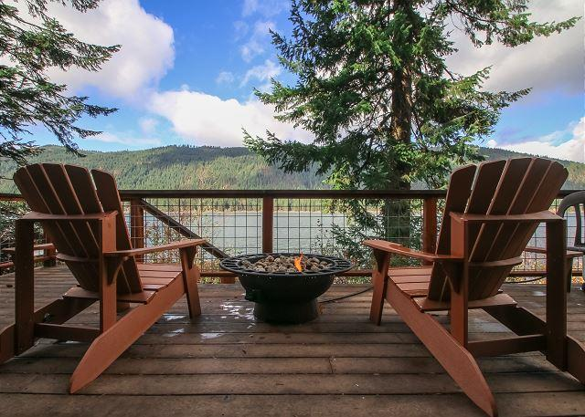 Cabin on Fish Lake - Relax at the Journey's End on Fish Lake, Hot Tub, Sauna, Wi-Fi, Private Dock - Plain - rentals