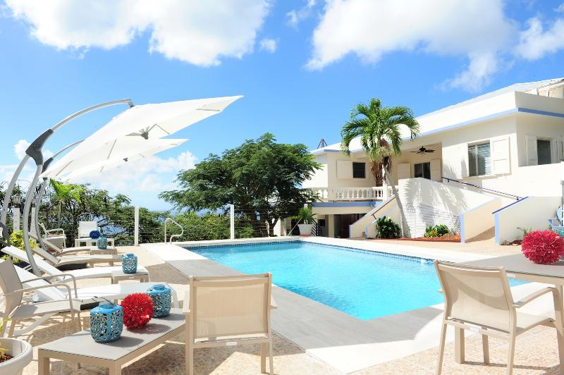 Christian Villa | St. Thomas USVI | 4 Bedrooms, 5.5 Bathrooms - Image 1 - Saint Thomas - rentals