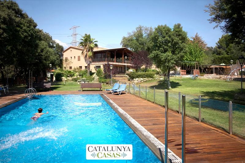 Marvelous estate in Matadepera, only 25km from Barcelona! - Image 1 - Matadepera - rentals