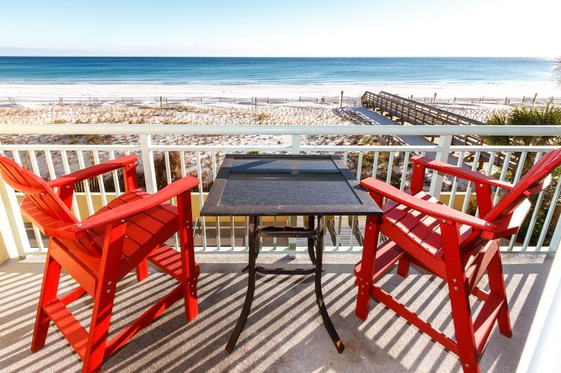 """Pelican Isle Unit 217""  Gulf Front with Breathtaking Gulf Views! - Image 1 - Fort Walton Beach - rentals"