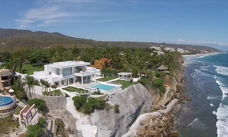 Fully Staffed - Punta Mita Modern Mansion - Image 1 - Punta de Mita - rentals