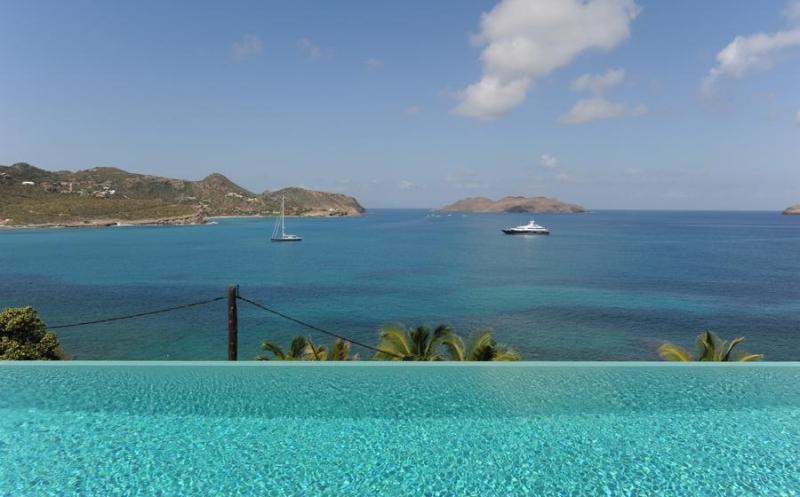 Sophisticated Luxury with an incredible view - Image 1 - Saint Jean - rentals