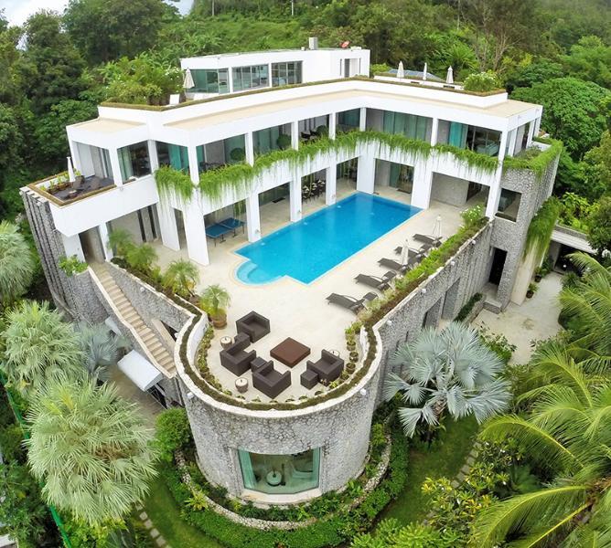 Kamala Villa 4295 - 6 Beds - Phuket - Image 1 - Kamala - rentals