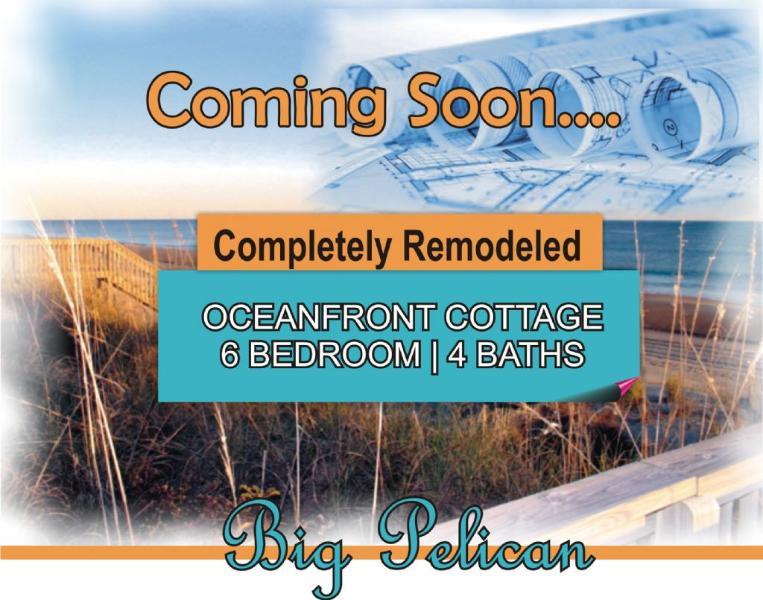 Coming Soon.... - Big Pelican - Emerald Isle - rentals