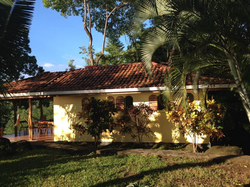 main house - POOL, STUNNING OCEAN VIEW, ECO, WILDLIFE CORRIDOR - Montezuma - rentals