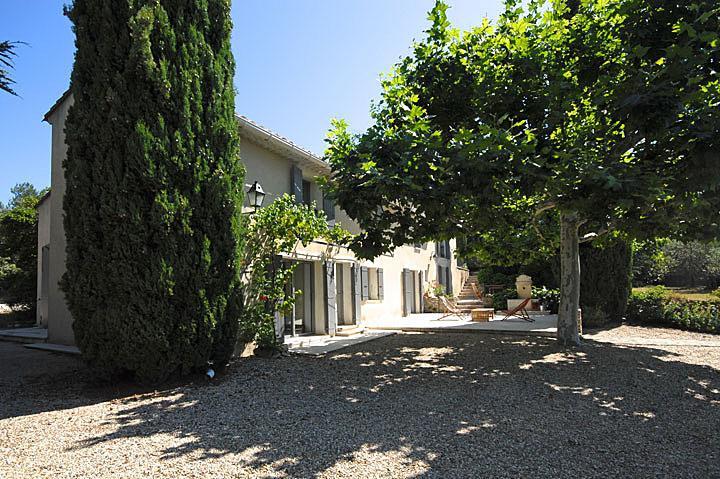 Villa Botanique - Image 1 - Velleron - rentals