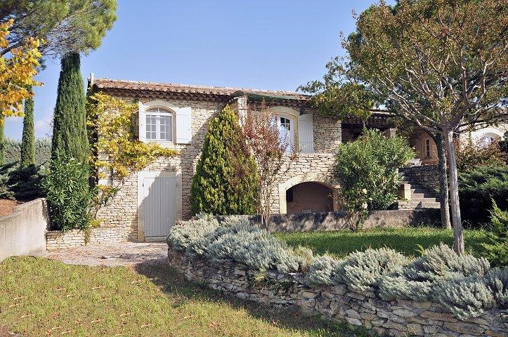 Tuiles Villa - Image 1 - Beaumettes - rentals
